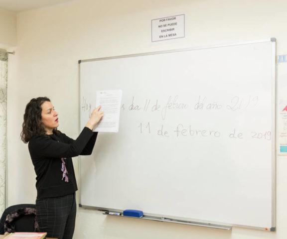 Comunicación en lengua castellana Nivel 2