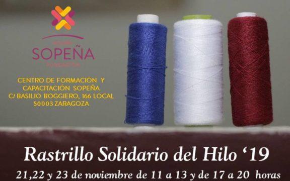IX RASTRILLO SOLIDARIO DEL HILO